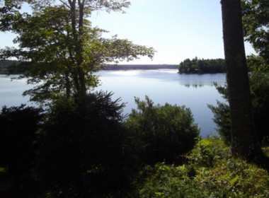 Sherbrooke Lake Lake View