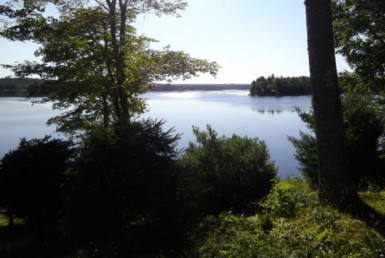 Sherbrooke Lake Lake View