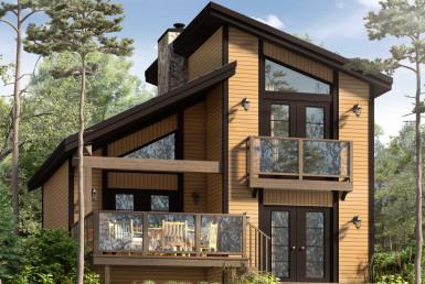 Oasis Model cottage