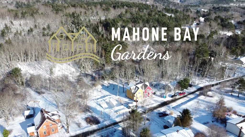 Mahone Bay Gardens